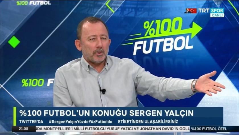 Sergen Yalçın: Lanet olsun Necip'i çağır sokalım