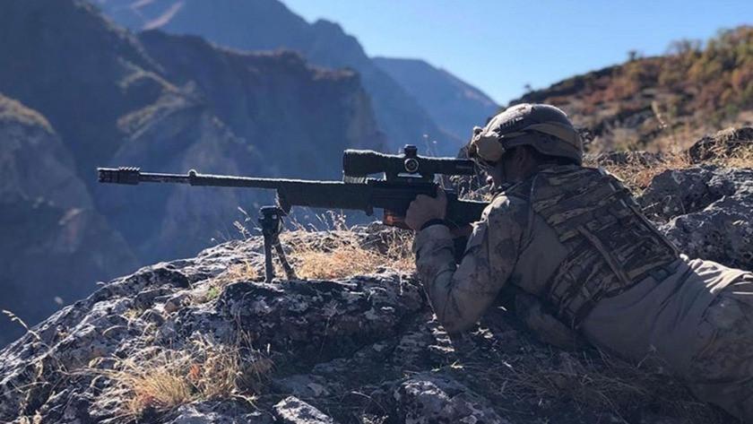 Şırnak'ta büyük operasyon! 4 PKK'lı terörist yakalandı
