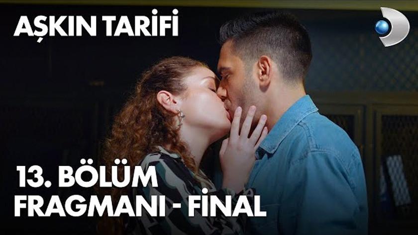 Aşkın Tarifi 13.Bölüm Fragmanı izle (Final)