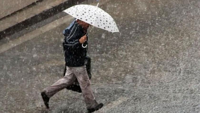 Meteoroloji duyurdu! Bu bölgeler yağışa teslim