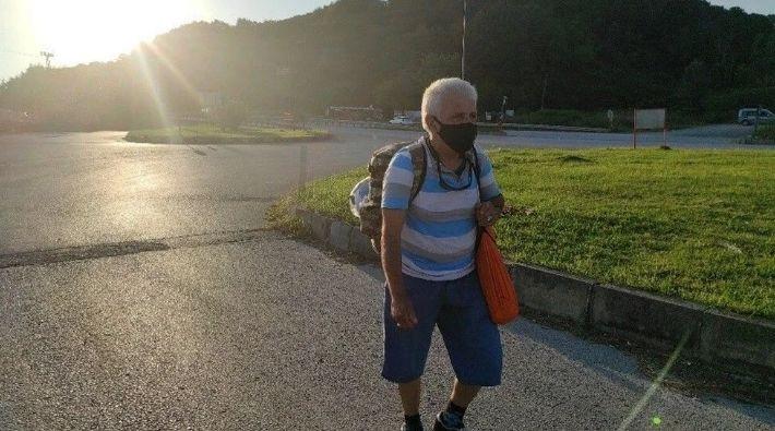 65 yaşında 5 yıldır yürüyerek seyahat ediyor - Sayfa 4