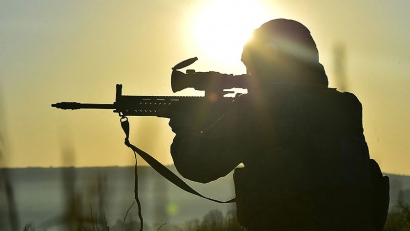 Saldırı hazırlığındaki teröristlere ağır darbe
