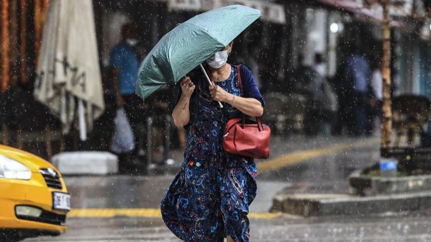 Meteoroloji perşembe günü için uyardı!