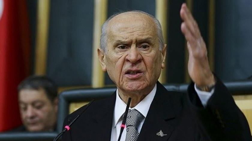 Devlet Bahçeli'den yeni seçim barajı açıklaması