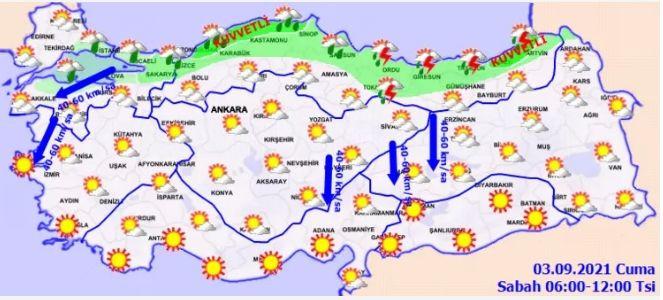 Bugün hava nasıl olacak? Meteoroloji'den son dakika sağanak uyarısı! - Sayfa 4