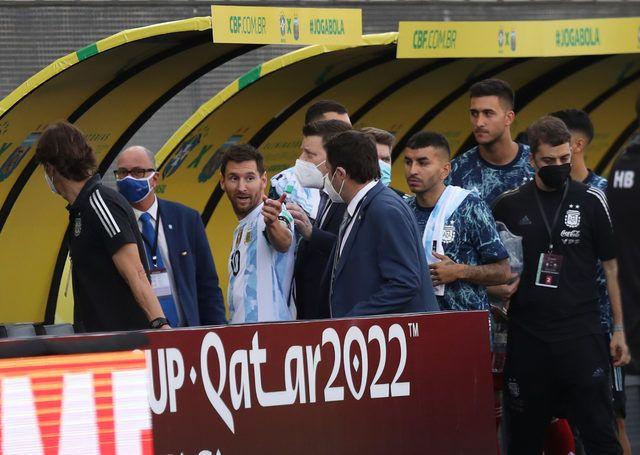 Brezilya-Arjantin maçında sınır dışı krizi! - Sayfa 3