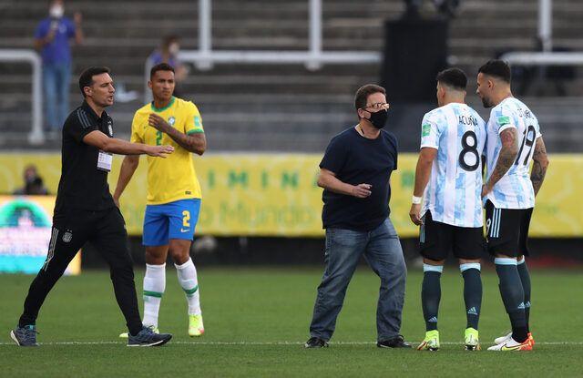 Brezilya-Arjantin maçında sınır dışı krizi! - Sayfa 4