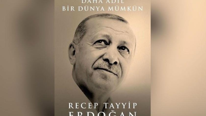 Cumhurbaşkanı Erdoğan'ın kaleme aldığı kitabı 6 eylülde çıkıyor!