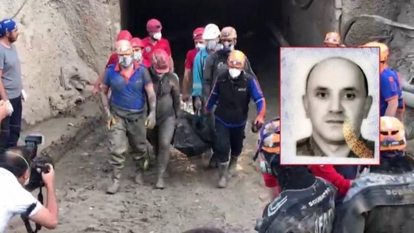 HES tünelinde selde kaybolan işçinin cansız bedenine ulaşıldı