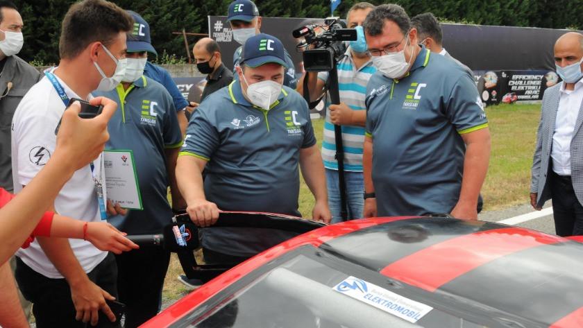 TEKNOFEST'te elektrikli araç yarışlarında final sevinci!
