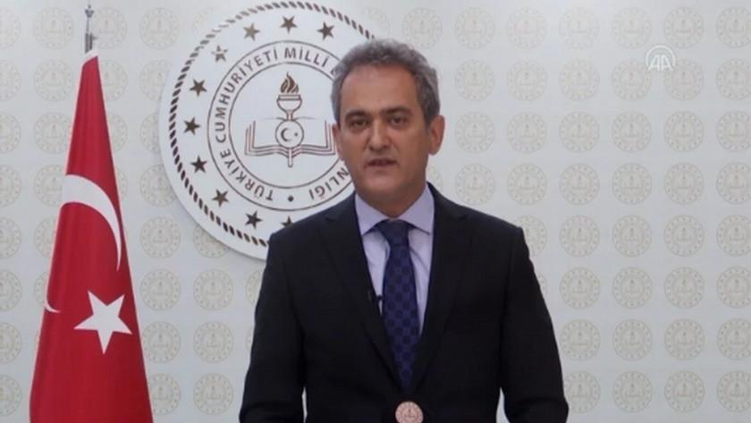 Milli Eğitim Bakanı Özer : Yüz yüze eğitime katılım zorunlu!