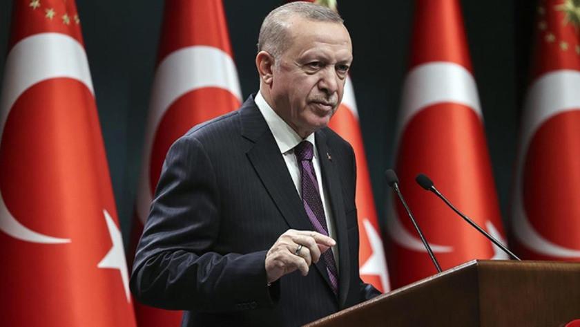 Erdoğan: Vatandaşlarımızı aşılarını tamamlamaya davet ediyorum