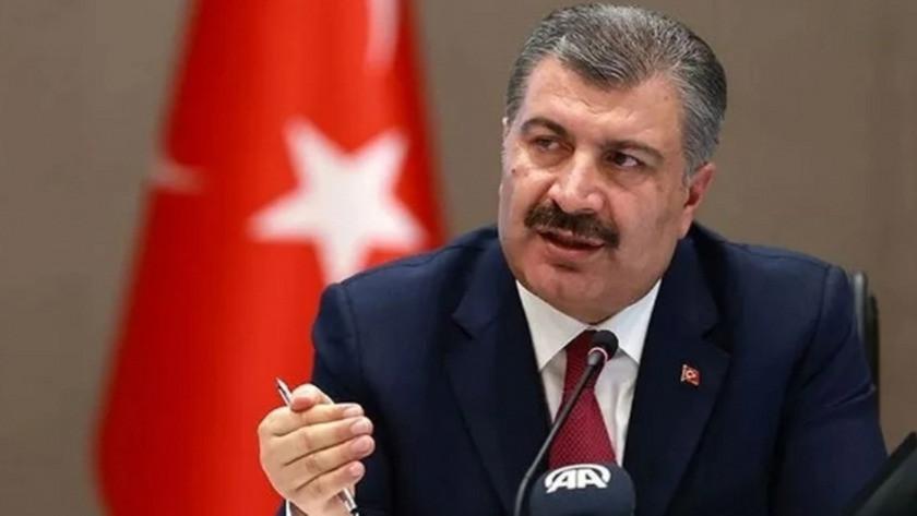 Bakan Koca açıkladı : Türkiye'de 2 kişide Mu Varyantı görüldü!
