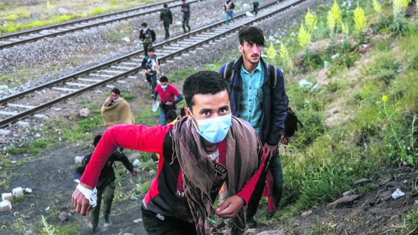 Türkiye'ye göç büyük ölçüde durdu