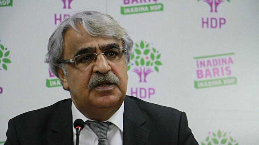 HDP'li Mithat Sancar'dan ortak aday açıklaması