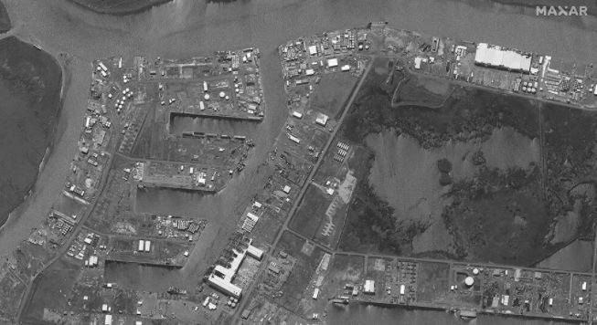 Astronotlar Larry Kasırgası'nı uzaydan görüntüledi - Sayfa 1