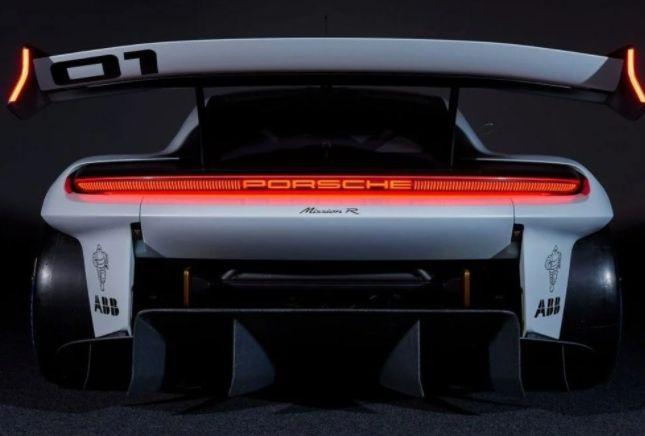 Porsche Mission R Konsepti resmen tanıtıldı! İnanılmaz... - Sayfa 3