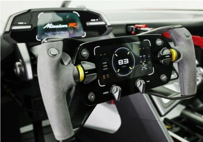 Porsche Mission R Konsepti resmen tanıtıldı! İnanılmaz... - Sayfa 2