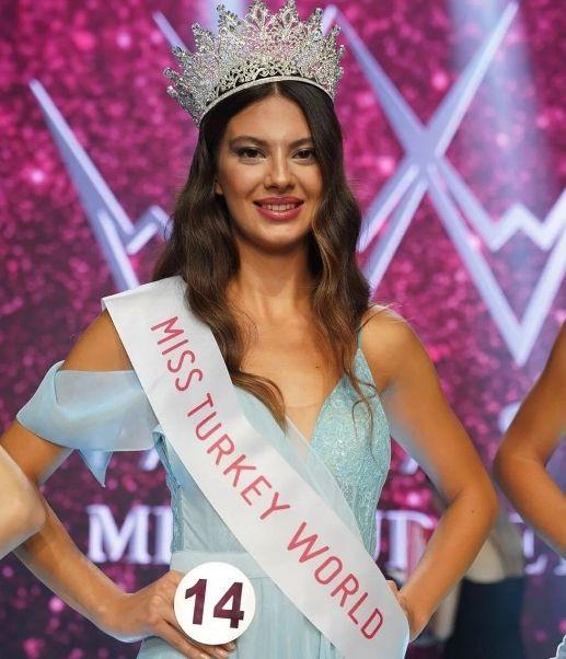 Türkiye'yi Miss World'de temsil edecek Dilara Korkmaz hakkında merak edilenler - Sayfa 1