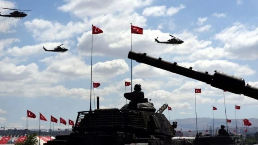 En çok askeri harcama yapan ülkeler hangileri? Türkiye kaçıncı sırada?