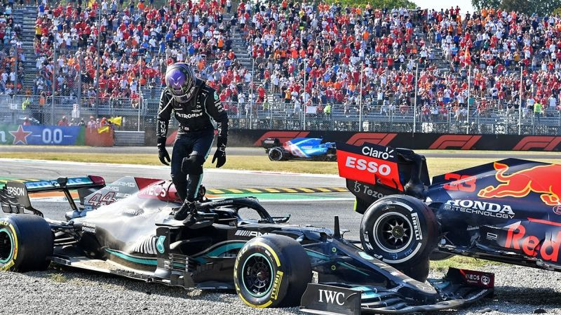 Formula 1'de korkutan kaza! - Sayfa 2