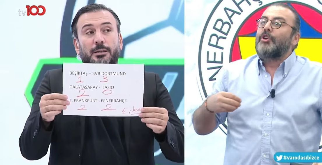 Ertem Şener'in Avrupa maçları tahmini olay oldu - Sayfa 1