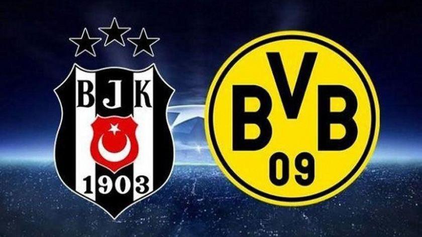 Beşiktaş - Borussia Dortmund maçı TV8'de mi yayınlanacak?