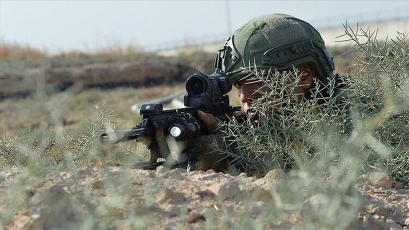 Milli Savunma Bakanlığı açıkladı: 4 terörist etkisiz hale getirildi