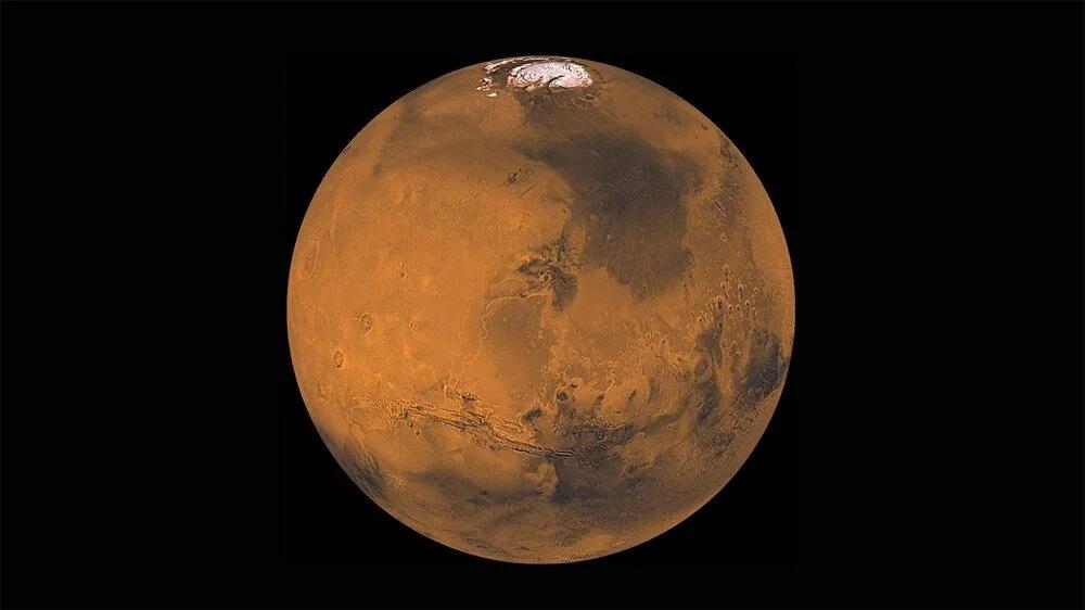 Kızıl Gezegen'de yaşanabilir mi? NASA'nın örnekleri şok etti! - Sayfa 1