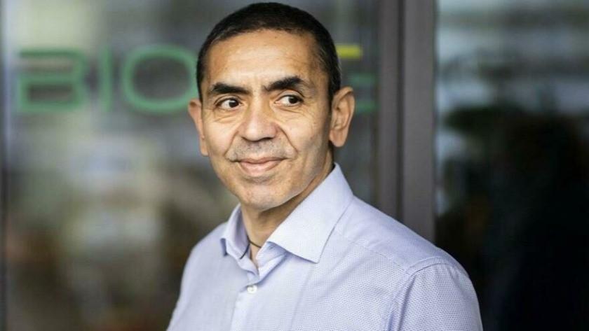 Prof. Dr.Uğur Şahin'den Biontech için üçüncü doz uyarısı