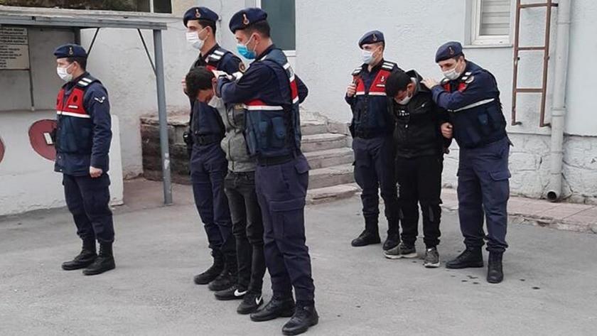Kayseri'de Jandarma'dan DEAŞ operasyonu: 2 gözaltı