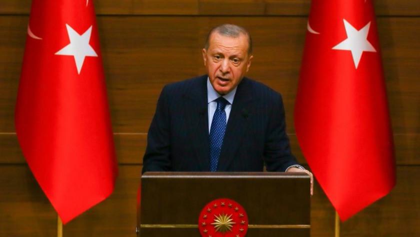 Cumhurbaşkanı Erdoğan'dan flaş 2023 mesajı!
