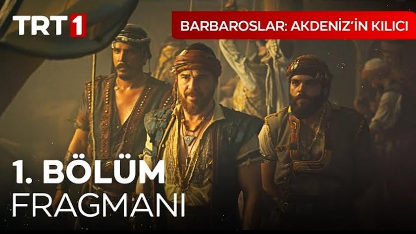 Barbaroslar Akdenizin Kılıcı 1.Bölüm 4. Fragmanı izle