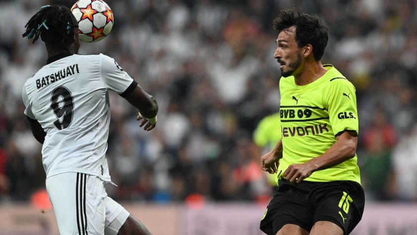 Beşiktaş - Borussia Dortmund maçında yayın krizi!