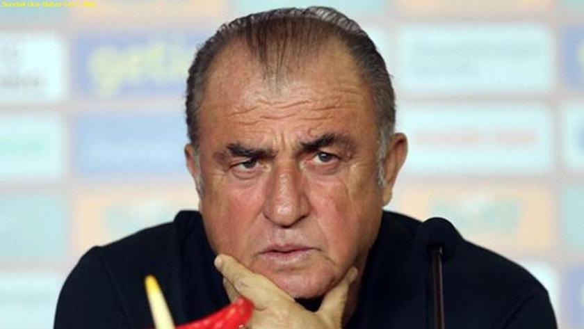 Fatih Terim'den Lazio maçı öncesi Marcao açıklaması!