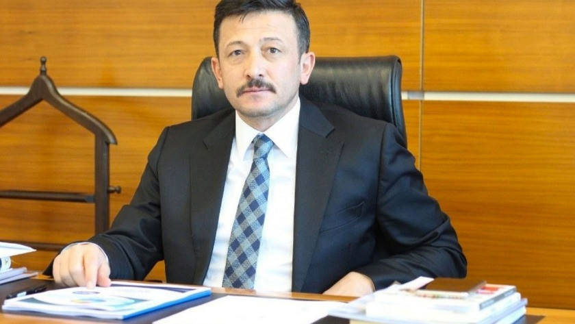 Hamza Dağ:  Cumhur İttifakı'nın oy oranı yüzde 50'nin üzerinde
