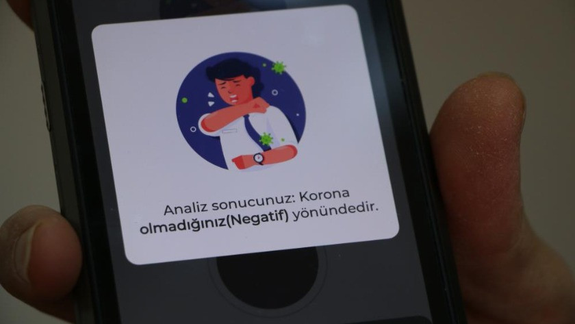 Türkiye'de bir ilk! Ses ve öksürük ile korona virüs teşhis edilecek