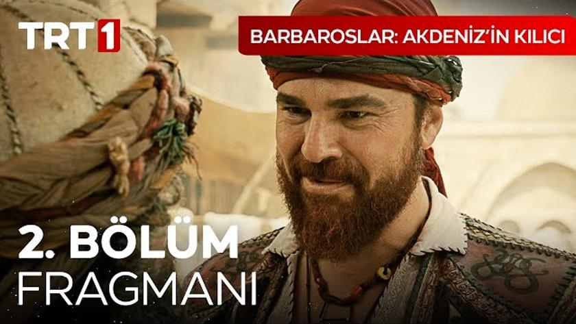 Barbaroslar Akdenizin Kılıcı 2.Bölüm Fragmanı izle