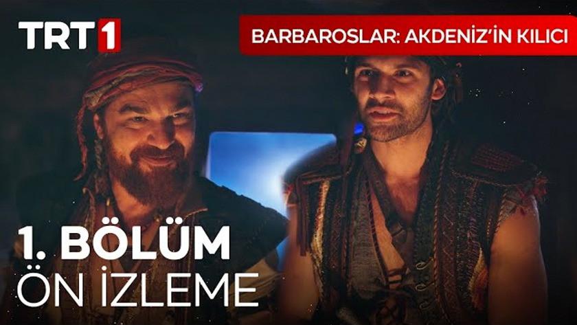 Barbaroslar Akdenizin Kılıcı 1.Bölüm izle