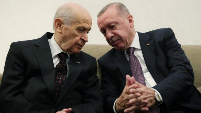 Erdoğan'a yakın isimlerin MHP ile ittifaktan rahatsız oluyor iddiası