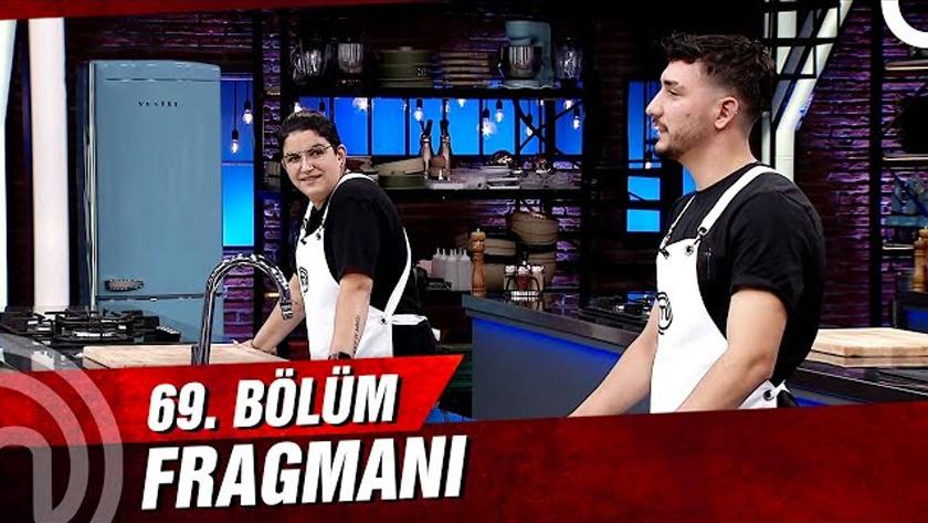 MasterChef Türkiye 2021 69.Bölüm Fragmanı izle