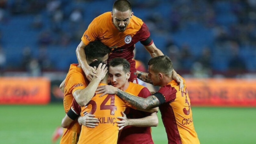 Galatasaray - Lazio maç sonucu: 1-0