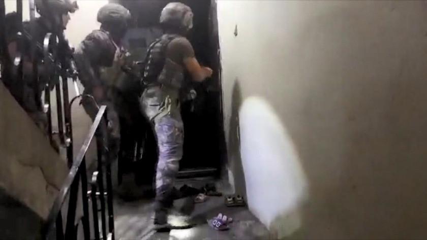 Şanlıurfa'da dev 'torbacı' operasyonu: 12 gözaltı