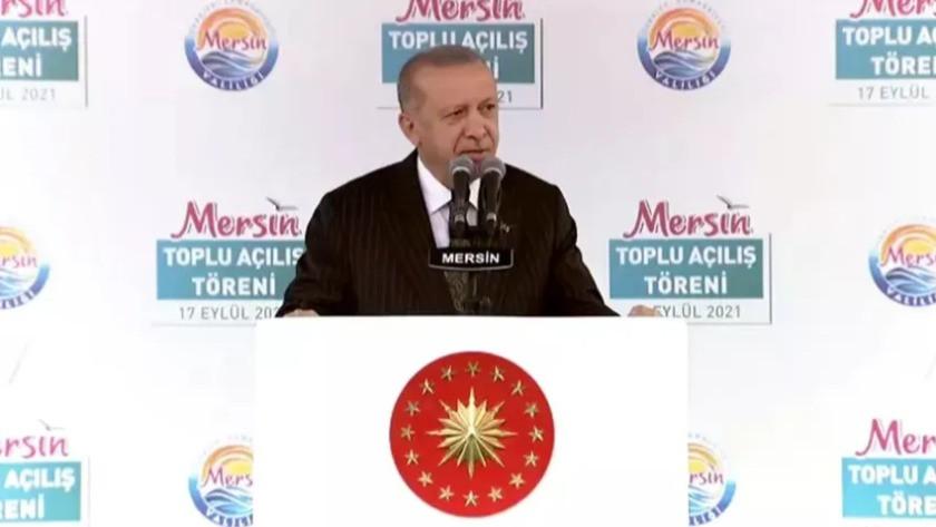 Cumhurbaşkanı Erdoğan Akkuyu Nükleer Güç Santrali için tarih verdi