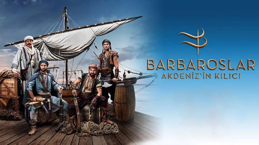 Barbaroslar Akdeniz'in Kılıcı oyuncu kadrosu ve konusu!