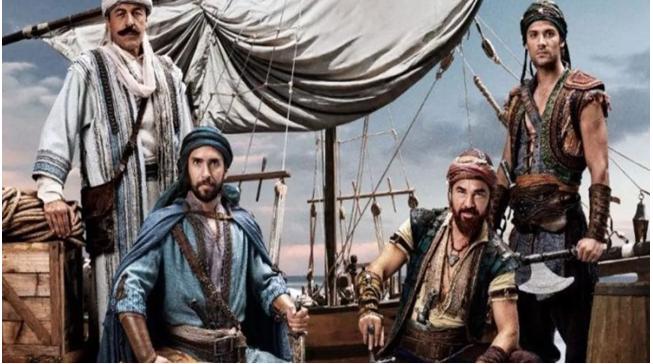 Barbaroslar Akdeniz'in Kılıcı oyuncu kadrosu ve konusu! - Sayfa 1