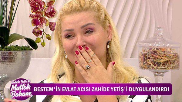 Zahide Yetiş ile Mutfak Bahane'de duygusal anlar! Türkiye'yi ağlattı - Sayfa 4