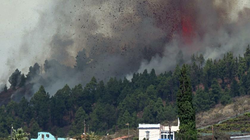 Kanarya Adaları'nda yanardağ patlaması!