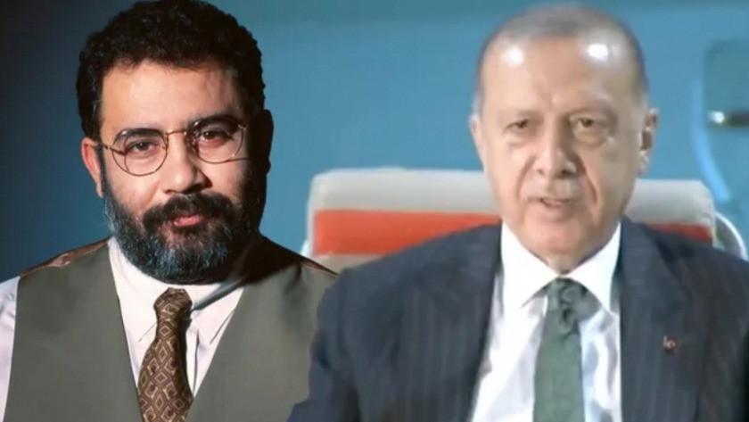 Cumhurbaşkanı Erdoğan, Ahmet Kaya şarkısına eşlik etti
