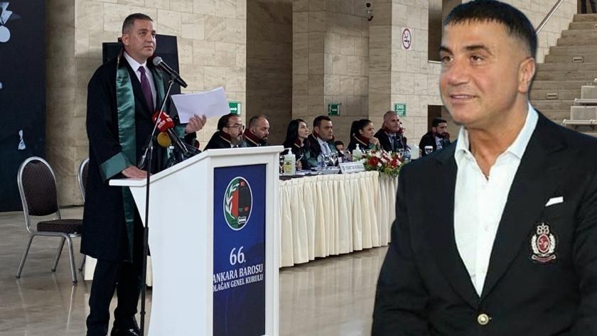 Ankara Barosu 66. Olağan Genel Kurulu'nda oy verme işlemi tamamlandı.